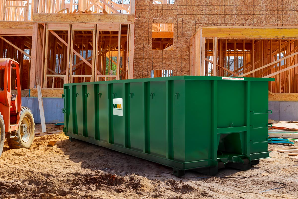 Temporary Dumpster Rental | Waste Management