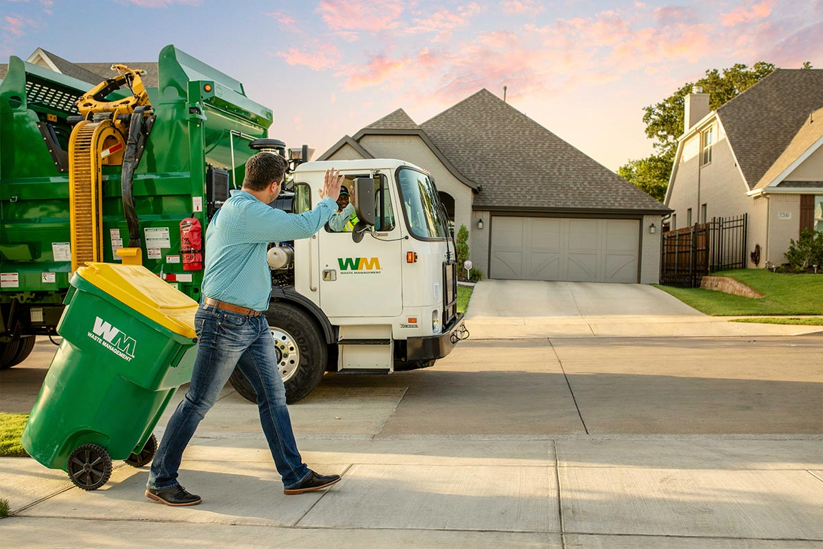 Wm Picup Niceville Christmas 2020 Residential Waste & Recycling Pickup   Waste Management